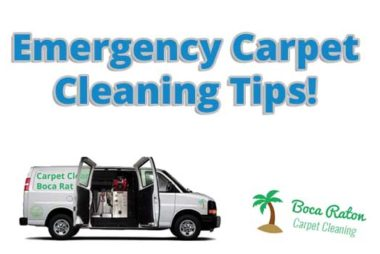 featured carpet cleaning